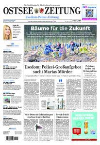 Ostsee Zeitung Wolgast - 22. März 2019