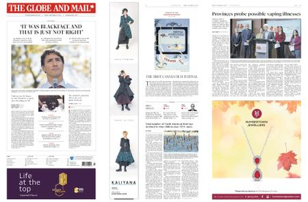 The Globe and Mail – September 20, 2019