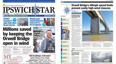 Ipswich Star – July 06, 2021