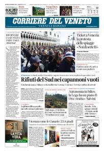 Corriere del Veneto Vicenza e Bassano – 28 febbraio 2019