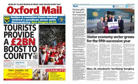 Oxford Mail – December 09, 2019