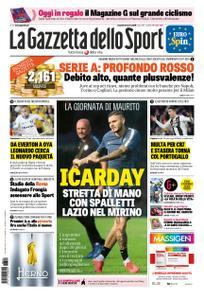 La Gazzetta dello Sport Roma – 22 marzo 2019