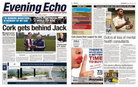 Evening Echo – March 23, 2018