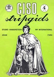 Ciso Stripgids - 04 - Studio Vandersteen