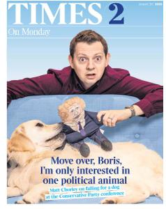 The Times Times 2 - 20 January 2020
