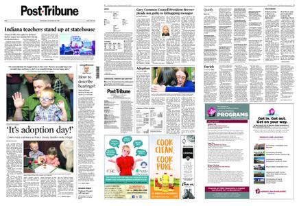 Post-Tribune – November 20, 2019
