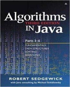 Algorithms in Java by Robert Sedgewick [Repost]