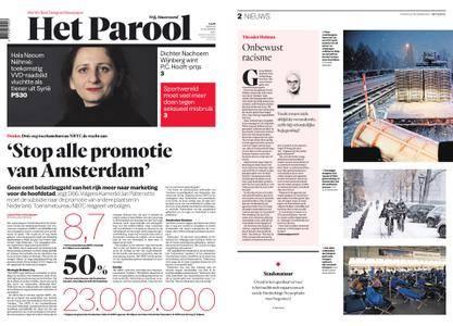 Het Parool – 12 december 2017