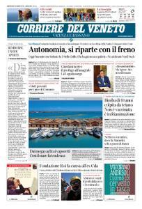 Corriere del Veneto Vicenza e Bassano – 19 giugno 2019