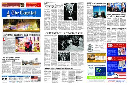 The Capital – December 25, 2018