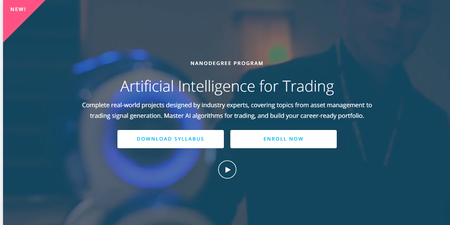 AI For Trading nd880 v1.0.0
