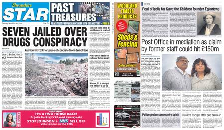 Shropshire Star Shrewsbury Edition – December 10, 2019