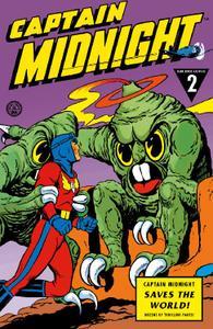 Dark Horse-Captain Midnight Archives Vol 02 Captain Midnight Saves The World 2016 Hybrid Comic eBook