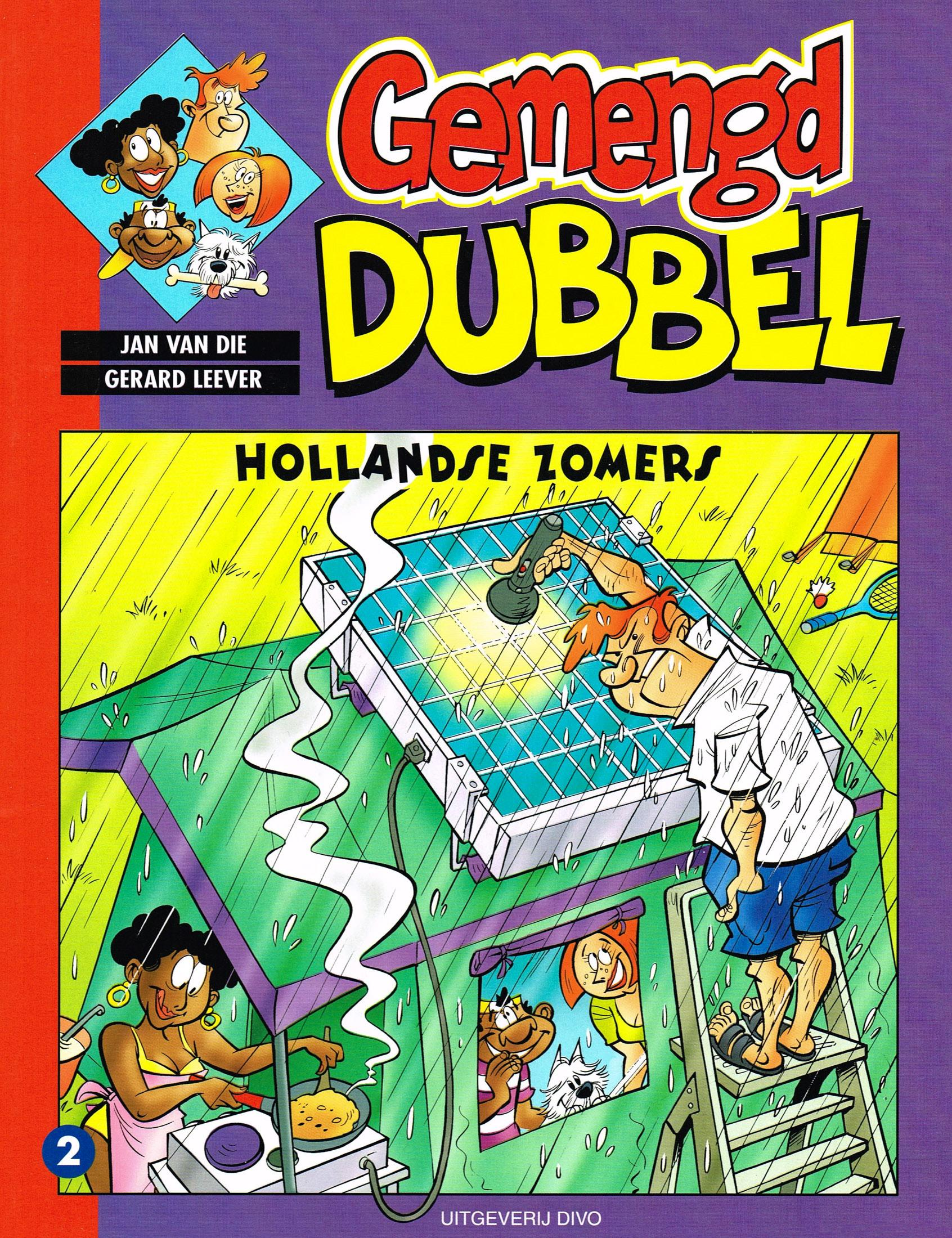 Gemengd Dubbel - 02 - Hollandse Zomers