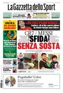 La Gazzetta dello Sport Roma – 23 aprile 2020