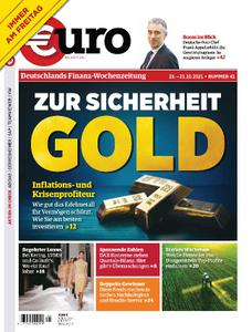 Euro am Sonntag – 15. Oktober 2021