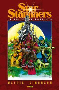 Star Slammers de Walter Simonson. La colección completa