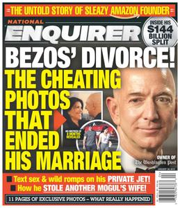 National Enquirer – January 28, 2019