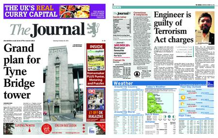 The Journal – October 20, 2018