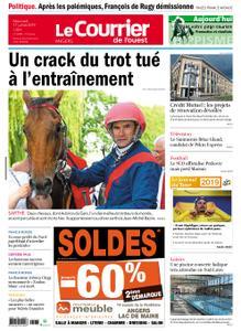 Le Courrier de l'Ouest Angers – 17 juillet 2019