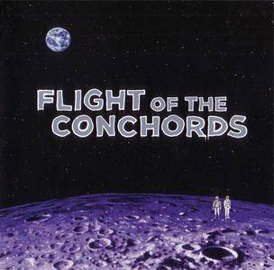 Flight Of The Conchords - The Distant Future (EP) (2007) {Sub Pop} **[RE-UP]**
