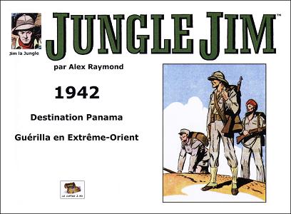 Jungle Jim - Tome 5 (Int. 1942)