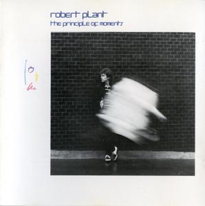 Robert Plant - The Principle Of Moments (1983) [Es Paranza 790 101-2, Germany, Target СD]