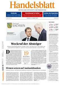 Handelsblatt - 12. August 2019