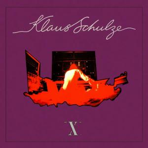 Klaus Schulze - X (1978) [Non-remastered]