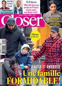 Closer France - 22 novembre 2019