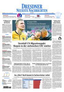 Dresdner Neueste Nachrichten - 12. November 2018