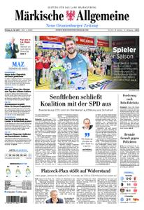 Neue Oranienburger Zeitung - 06. Mai 2019
