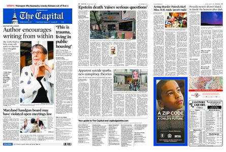 The Capital – August 12, 2019