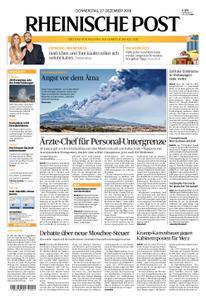 Rheinische Post – 27. Dezember 2018