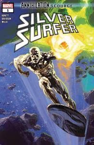 Annihilation-Scourge-Silver Surfer 001 2020 Digital Zone