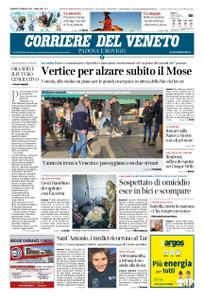 Corriere del Veneto Padova e Rovigo – 03 gennaio 2020