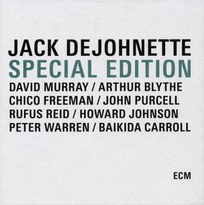 Jack DeJohnette – Special Edition (2012) [4CDs] {ECM 2296-99}