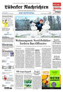 Lübecker Nachrichten Ostholstein Süd - 14. April 2019