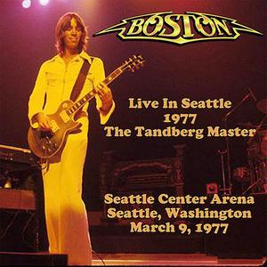 Boston - Live In Seattle 1977 (The Tanberg Master) (200x) {JEMS}