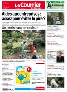 Le Courrier de l'Ouest Saumur – 03 août 2020