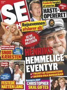 SE og HØR – 05. september 2018