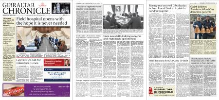 Gibraltar Chronicle – 02 April 2020