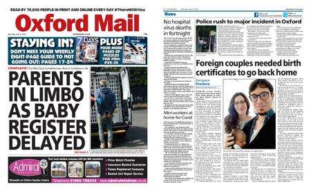 Oxford Mail – June 06, 2020