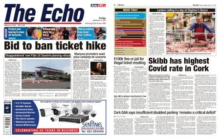 Evening Echo – September 17, 2021