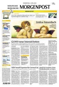 Solinger Morgenpost – 02. April 2020
