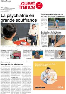 Ouest-France Édition France – 23 novembre 2019