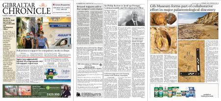 Gibraltar Chronicle – 04 August 2020