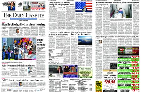 The Daily Gazette – August 04, 2020