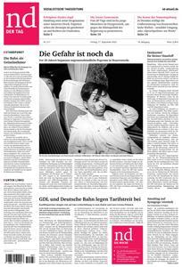 Neues Deutschland - 17 September 2021
