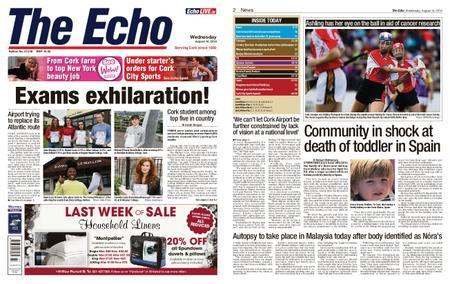 Evening Echo – August 14, 2019
